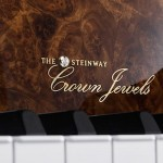 Steinway launches the new Crown Jewels collection