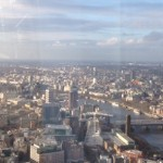 The ceiling of the UK – A trip to the top of the Shard