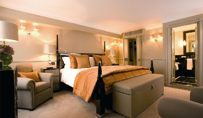 St James Hotel Mayfair Room