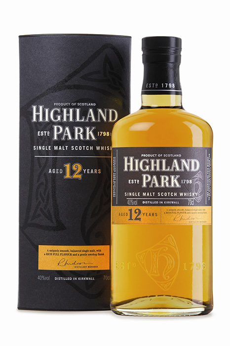 The Highland Park 12 Year Old is certain to bring cheer this coming festive season