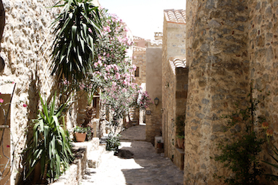 Monemvasia Castle_2