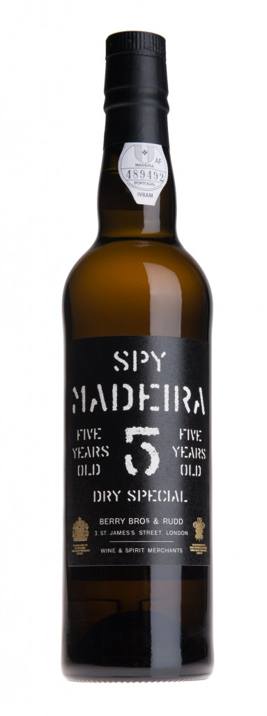 Spy, 5-Year-Old, Dry Madeira - Simon Peel 13.10.15[1]