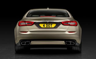 Bespoke Number Plates from Fourdot