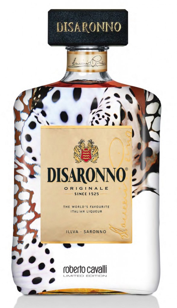 Disaronno wears Roberto Cavalli - An ultimate combination.