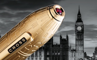 Journey around the globe with the new special edition Peerless pen range