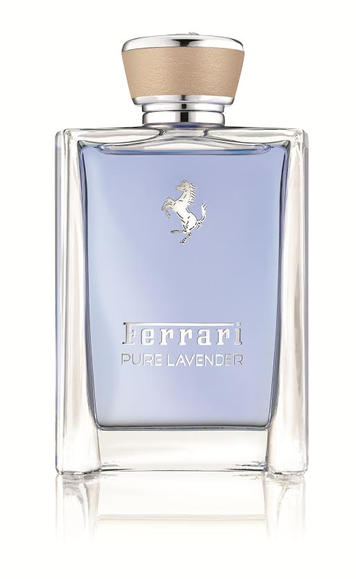 Ferrari is on the road to success with their new Eau de Toilette Essence Collection!