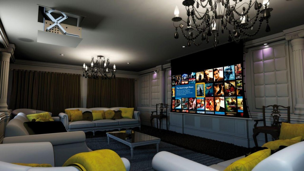 Kaleidescape - the future of home entertainment systems!
