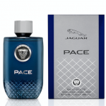 Jaguar Pace fragrance just launched