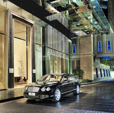 The St. Regis Bangkok Entrance copy