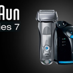 Get the closest shave on the market with Braun Series 7