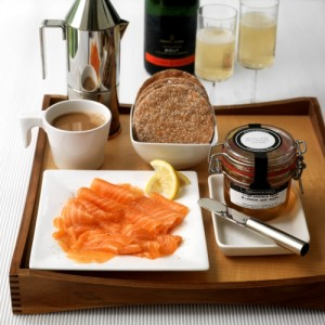 Fine dining straight to your door this Easter