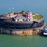 One of the UK's most unique destinations: No Man's Fort, Reviewed