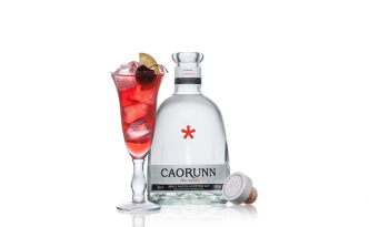 Luxury botanical gin from Caorunn