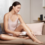 High-end hair removal in the comfort of your own home from Braun