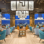 Take in the skylines at The Prince Gallery Tokyo Kioicho, a Luxury Collection Hotel