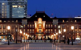 The Tokyo Station Hotel - Front