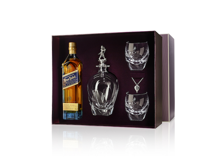 Johnnie Walker Blue Label gift sets for 2016 Lussorian