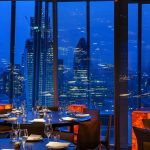 Oblix – London's sky-high cocktail bar