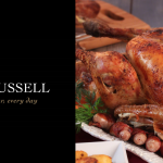 The Donald Russell Christmas Dinner Guide 2017