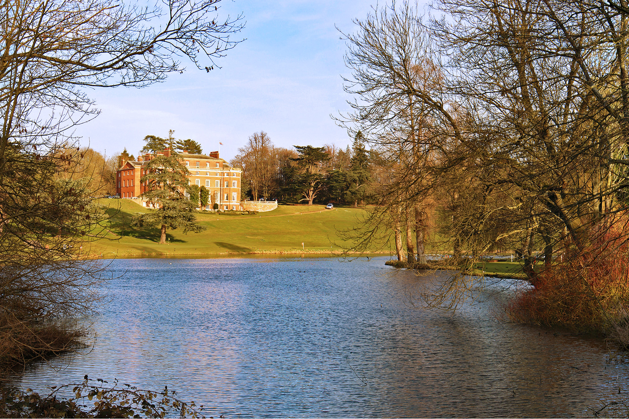 Brocket Hall Grounds